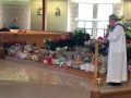 Blessing of the Easter Food~Holy Saturday~2015