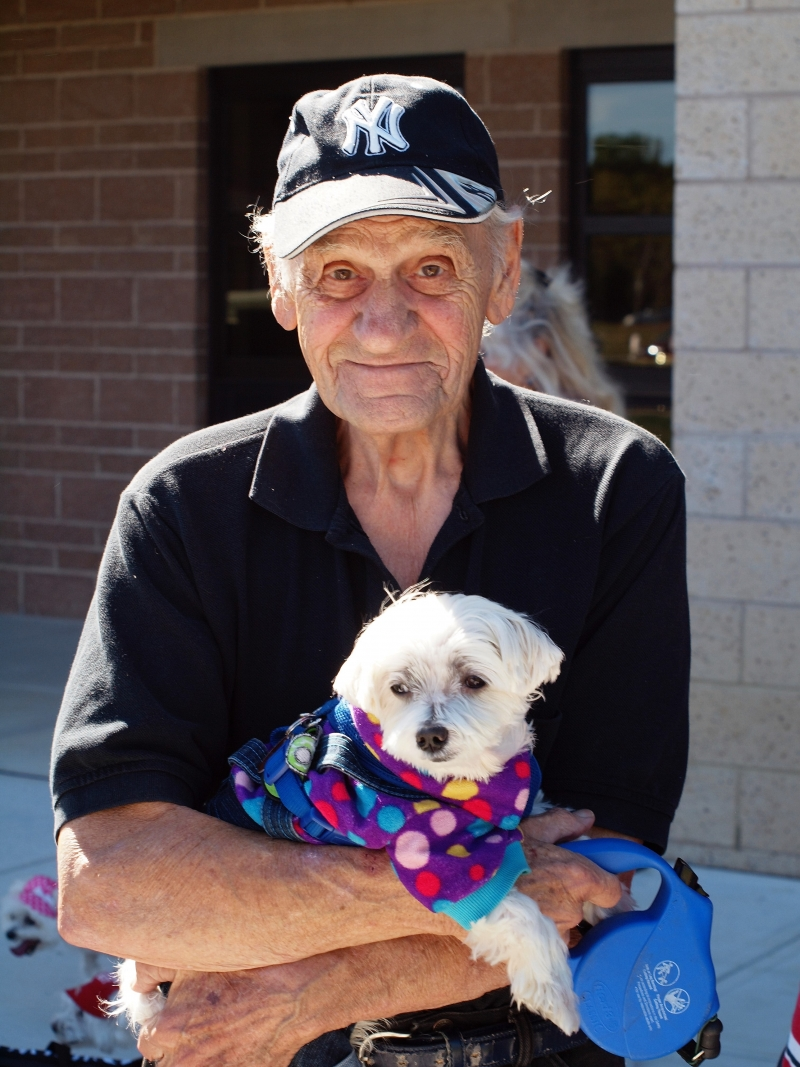 Blessing of the Animals 10-11-2015 007