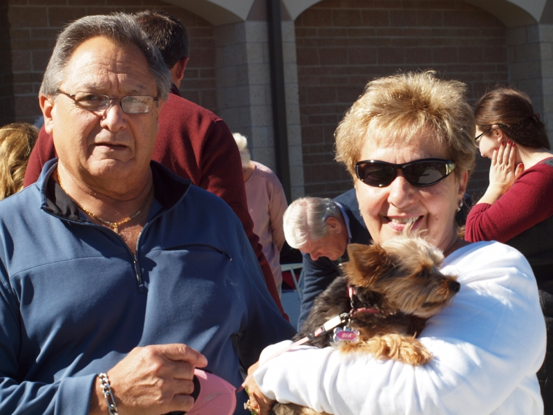 Blessing of the Animals 10-11-2015 011