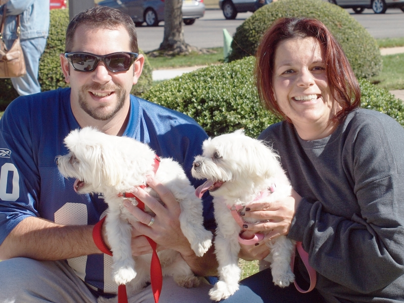 Blessing of the Animals 10-11-2015 015