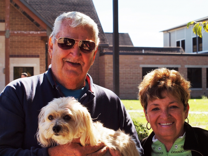 Blessing of the Animals 10-11-2015 026