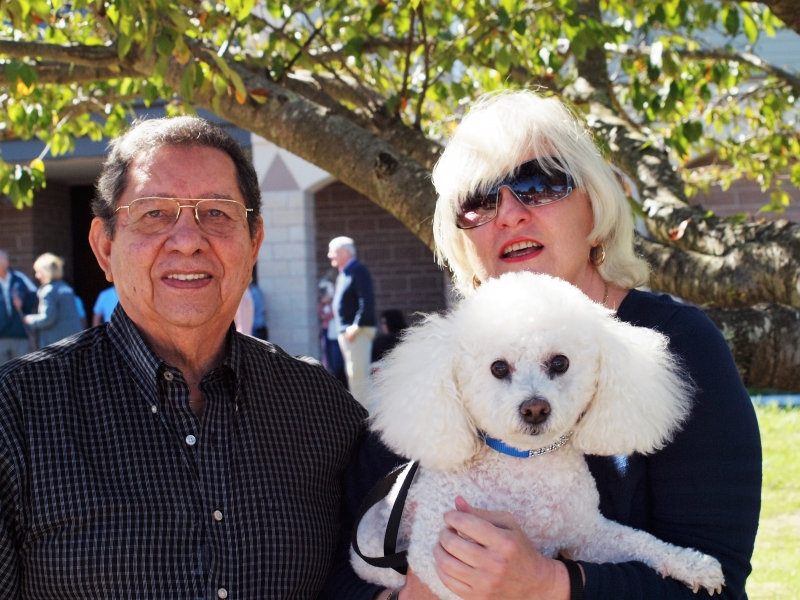 Blessing of the Animals 10-11-2015 027