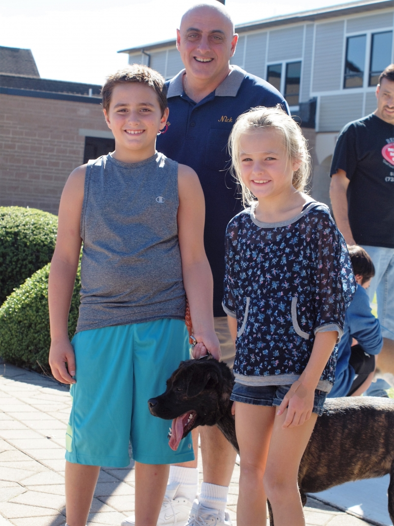 Blessing of the Animals 10-11-2015 032