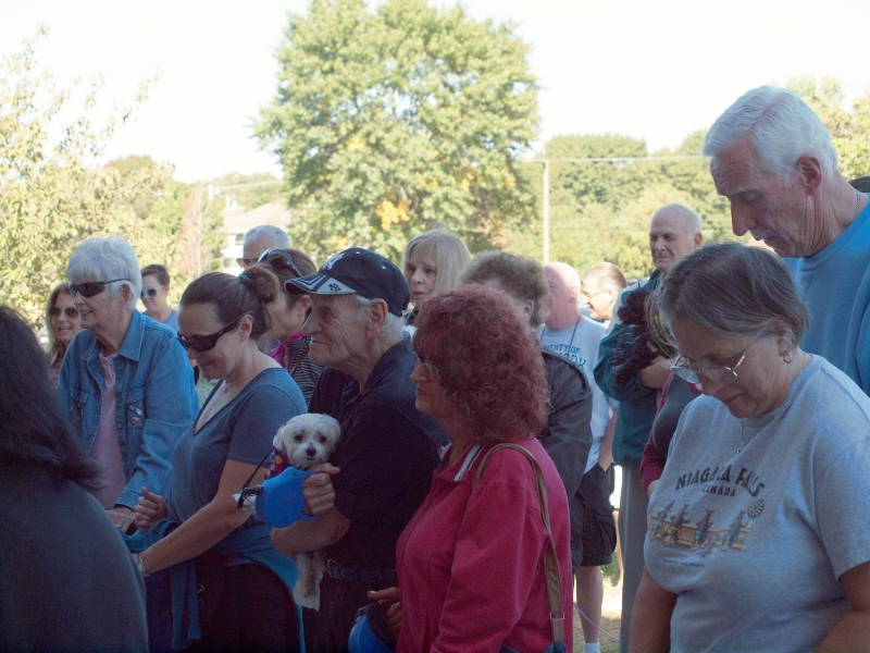 Blessing of the Animals 10-11-2015 035