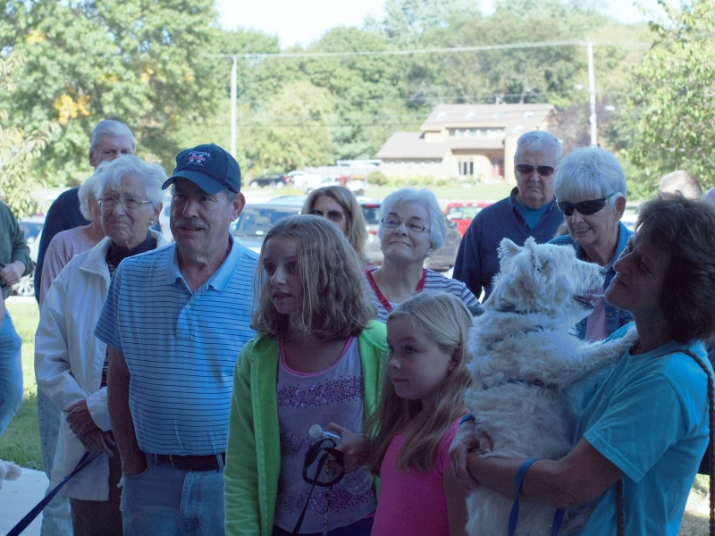 Blessing of the Animals 10-11-2015 036
