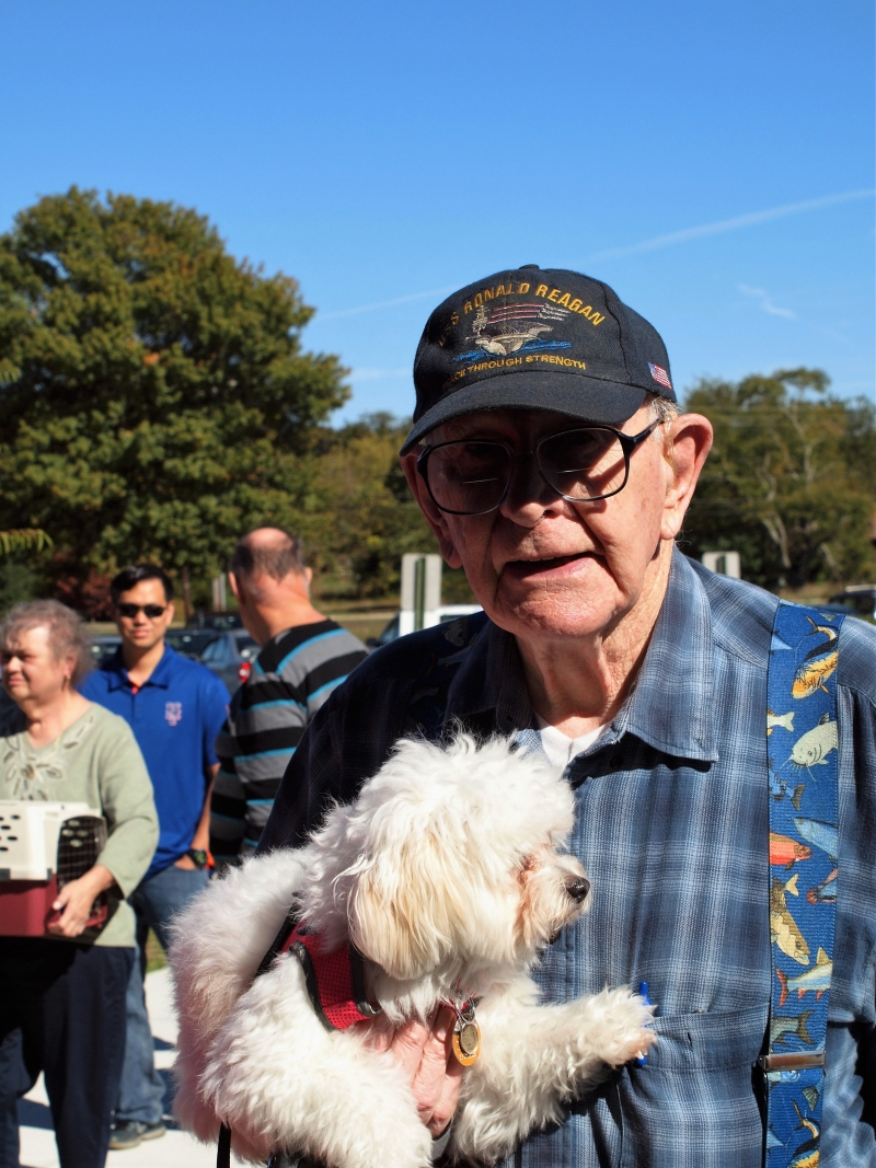 Blessing of the Animals 10-11-2015 037