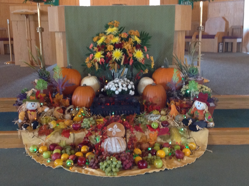 Thanksgiving~2014