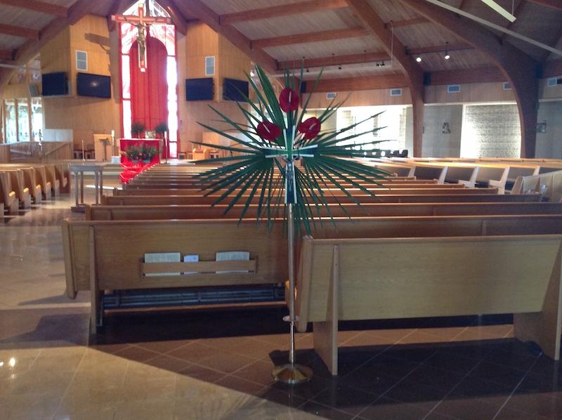 Palm Sunday~2015